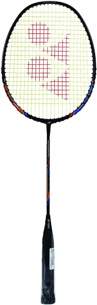 YONEX Nanoray Light 18i Graphite Badminton Racket (Black)